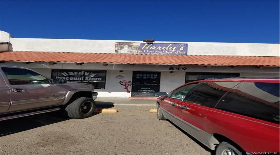 849 Hancock Avenue, Bullhead, Arizona 86442, ,Commercial,Excl Right To Sell,Hancock,954748