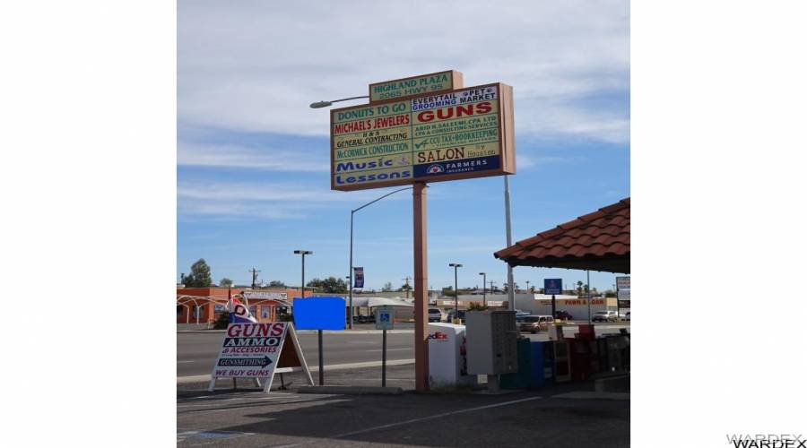 2065 Highway 95, Bullhead, Arizona 86442, ,Commercial,Excl Right To Lease,Highway 95,937448