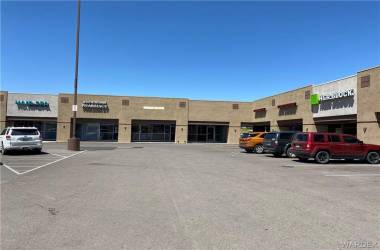 3137 STOCKTON HILL Road, Kingman, Arizona 86401, ,Commercial,Excl Right To Lease,STOCKTON HILL,910313