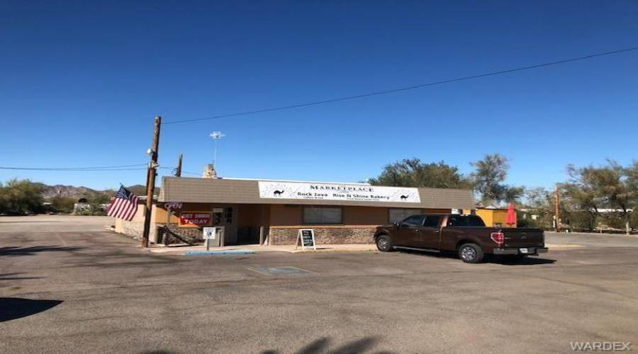 70 Central Boulevard, Quartzsite, Arizona 85346, ,Commercial,Excl Right To Sell,Central,970831