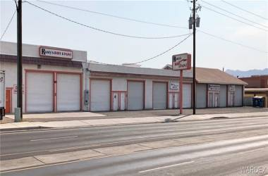 912 Hancock Road, Bullhead, Arizona 86442, ,Commercial,Excl Right To Sell,Hancock,973311