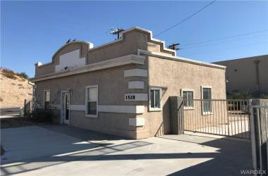 1528 Alta Vista Road, Bullhead, Arizona 86442, ,Commercial,Excl Right To Sell,Alta Vista,974500